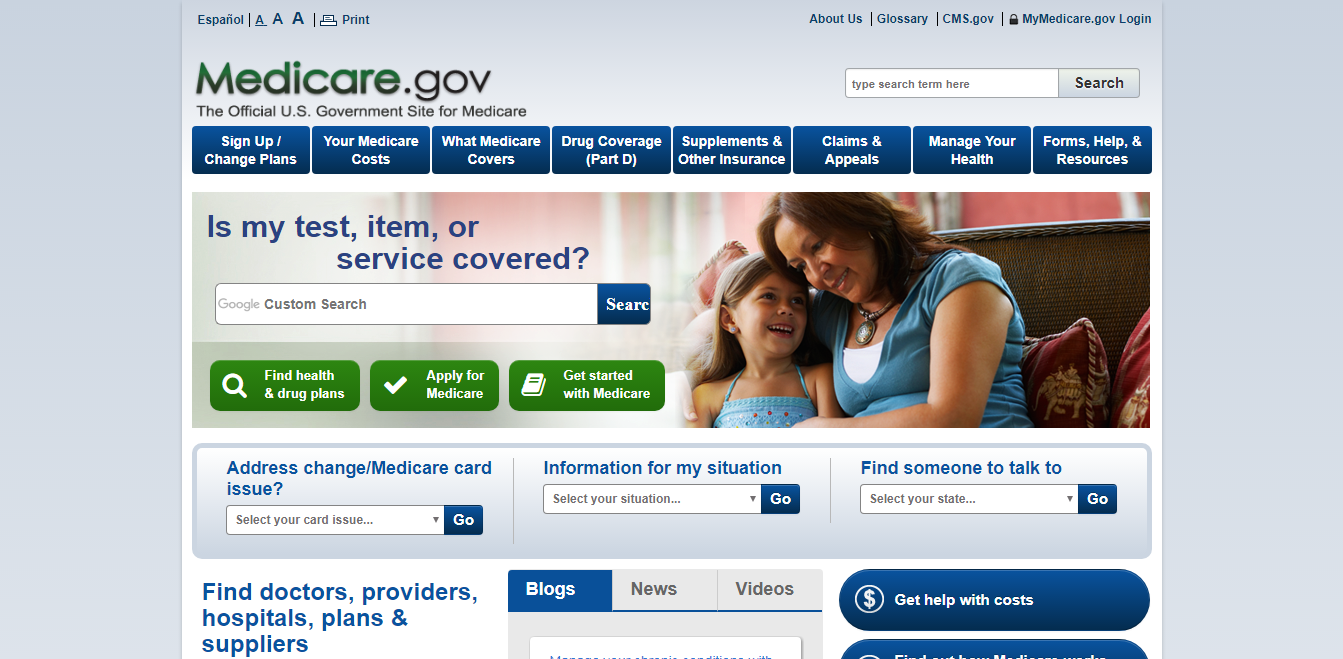 Medicare.gov  the official U.S. government site for Medicare.png